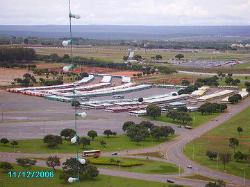Nicolandia Center Park in Brasília