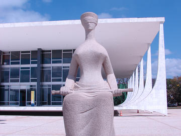 Supremo Tribunal Federal in Brasília